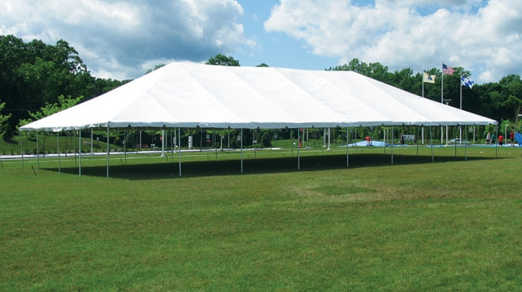 Larger tents