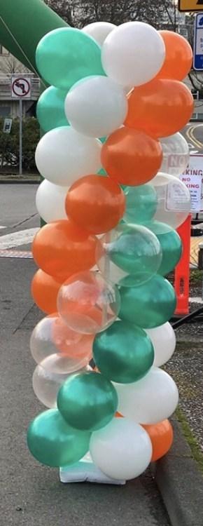 Basic Balloon Columns