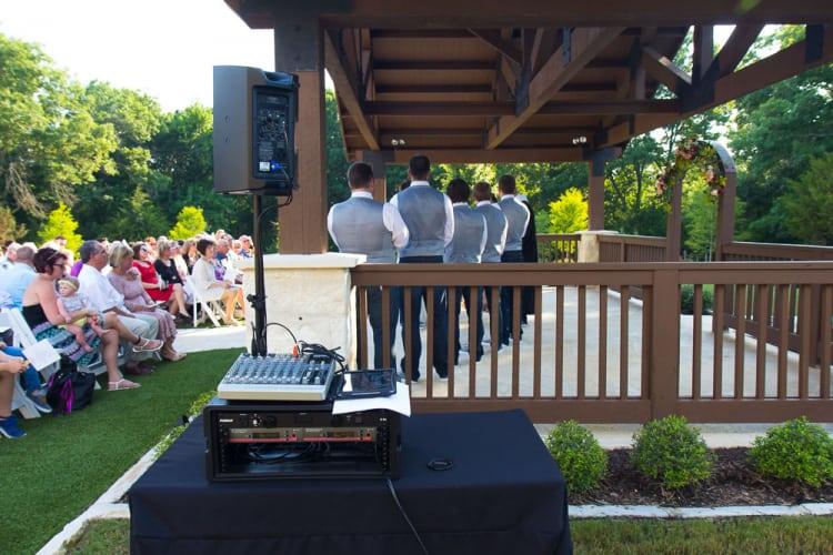 Ceremony Pa/Music