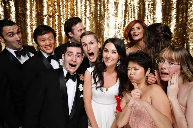 Mirror Photobooth wedding package