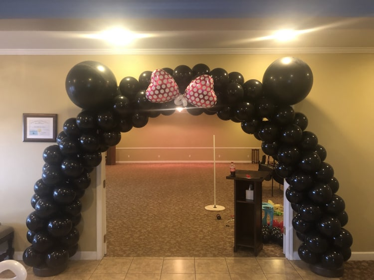 Specially Balloon Arch