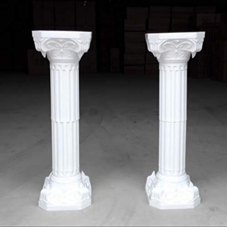 Wedding Columns Pair
